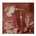 LP ✦✦  THE REAL KIDS ✦✦ Grown Up Wrong